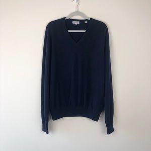 Vintage Bullock and Jones cashmere sweater size xl